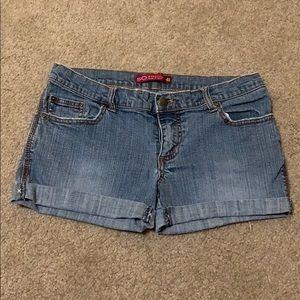 SO Jean Shorts